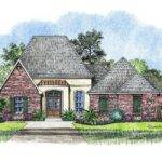Nice French House Plans Country Acadian