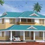 Nice House Designs Bedroom Kerala Home