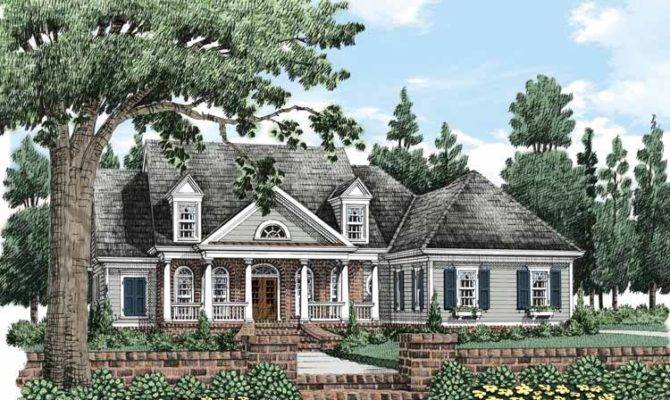 Nice House Plans Cape Cod One