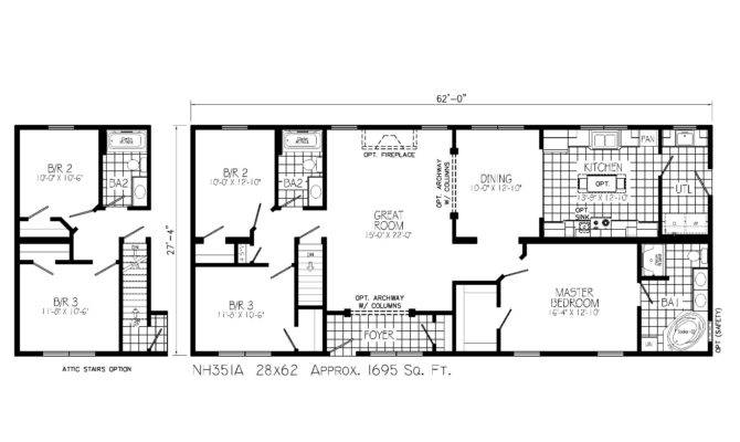 Nice House Plans Ranch Unique Style Home Floor