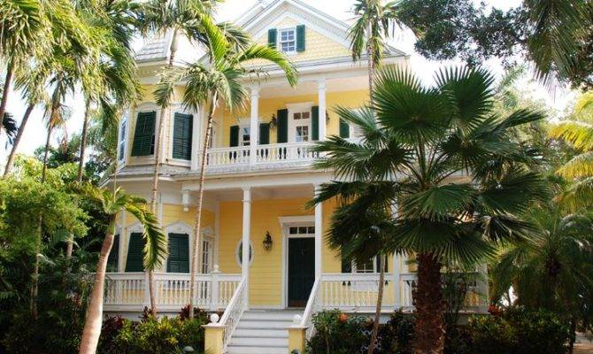 Nice Key West Style Home Plans Homes
