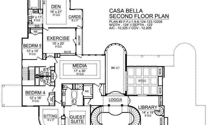 Nice Mansion Home Plans House Floor