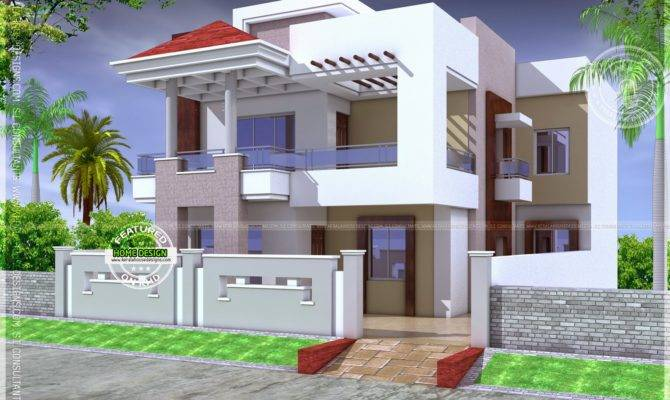 Nice Modern House Floor Plan Indian Plans Dma Homes