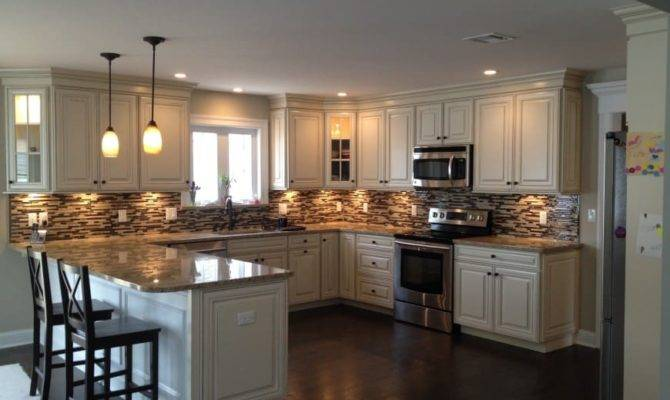 Nice Shaped Kitchen Design Ideas Photos Epic Home