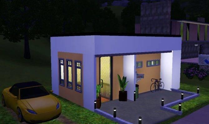 Nice Sims Small Modern House Best Design