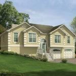 Nice Split Level Ranch House Plans Design
