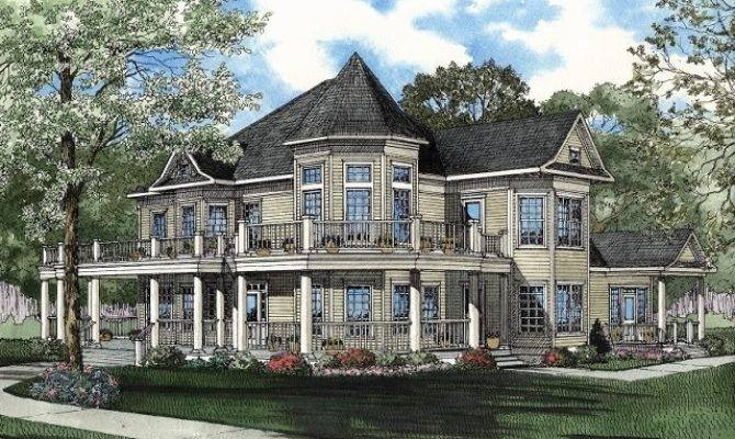 Nice Victorian Style House Plans Luxury