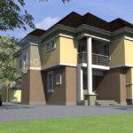 Nigerian House Designs Architecture Modern Home Design Dan Plans