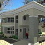 Nigerian House Plans Designs Ultra Modern Architecture