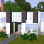 Nikki Blog Modern Glass House