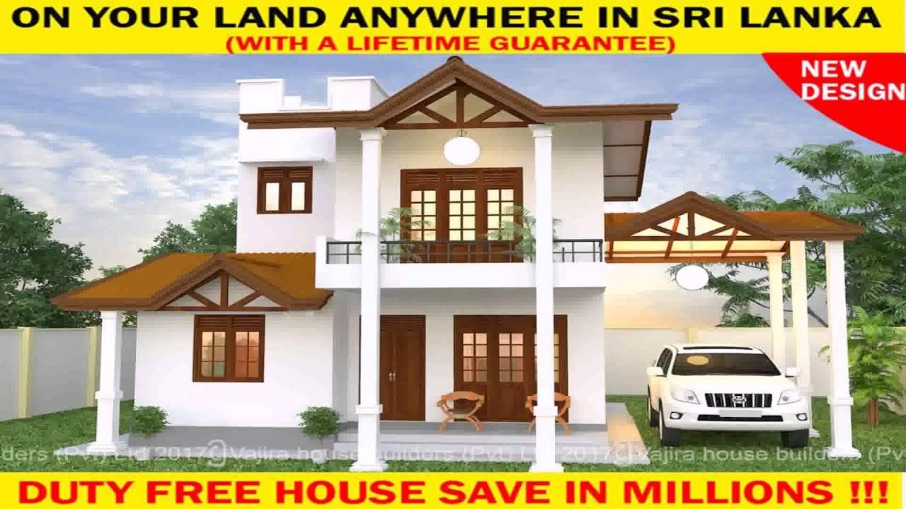 Normal House Plans Sri Lanka Youtube Home Plans Blueprints