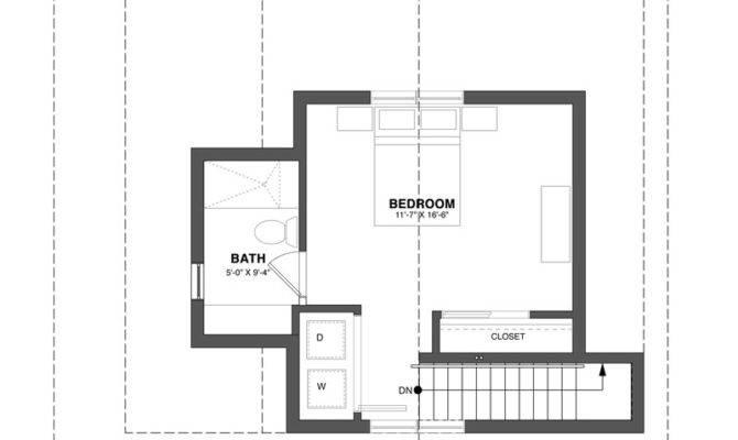 North Vancouver Coach House Plans