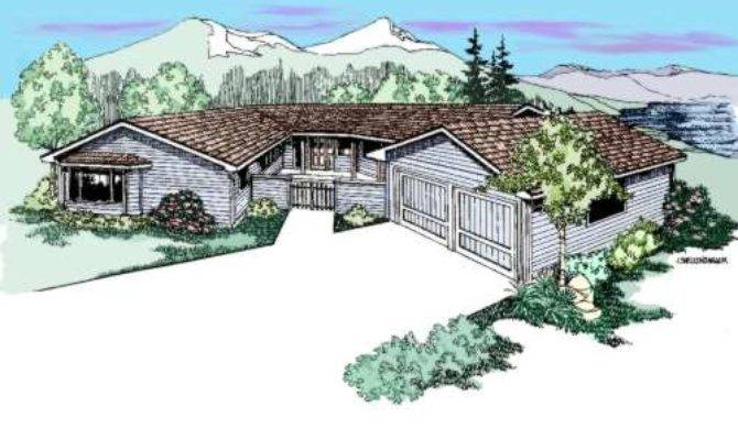 Northwest Style House Plans Square Foot Home