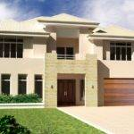 Northwood Narrow Lot Two Storey Home Design