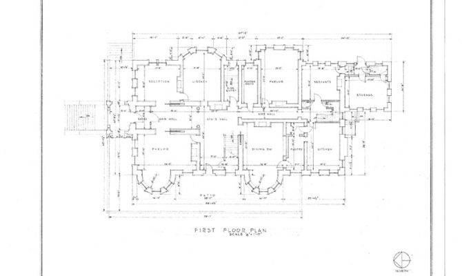 Not Pseudo Victorian Tract House Find Plan