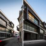 Nuno Ladeiro Architecture Design Collective Residential Building