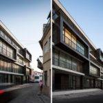 Nuno Ladeiro Marco Martins Inserts Cubed Apartment Building