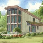 Oakmont Farm Ranch Home Plan House Plans More