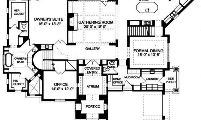 Oakmont Plan Edg Collection