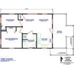 Oasis Wheelchair Friendly Home Plans