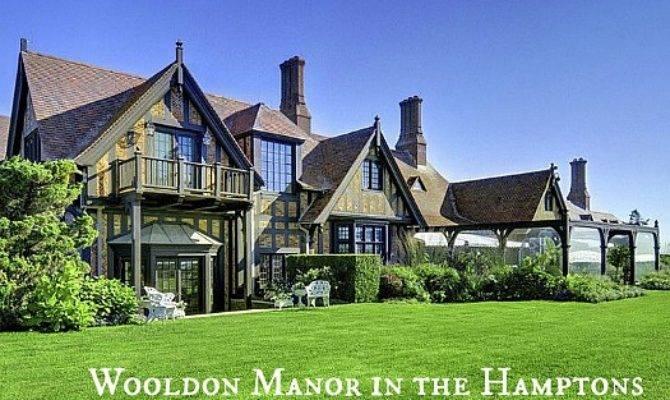 Oceanfront Tudor Sale Southampton Hooked Houses