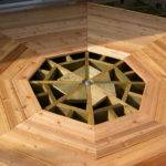 Octagon Deck Post Instructables Build