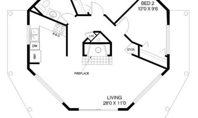 Octagon House Plans Coolhouseplans