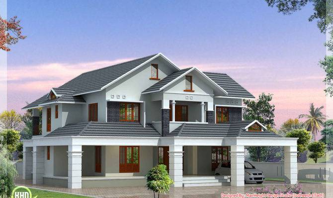 October Architecture House Plans