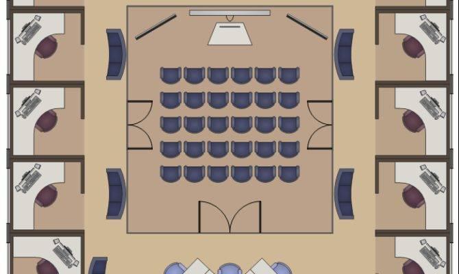 Office Layout Plans Interior Design Plan