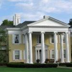 Oglebay Mansion Greek Revival Near Wheeling West Virgini
