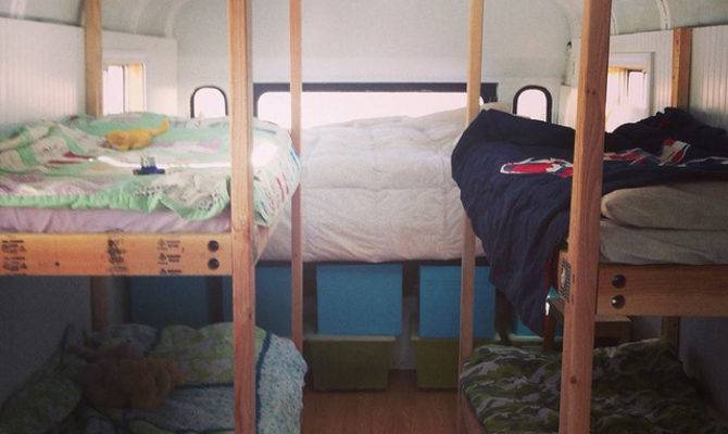 Old Bus Converted Into Awesome Tiny House