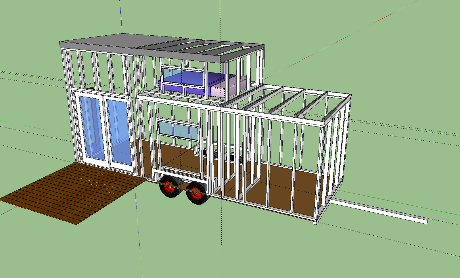 Inspiring Free Tiny House On Wheels Plans 12 Photo Home Plans Blueprints