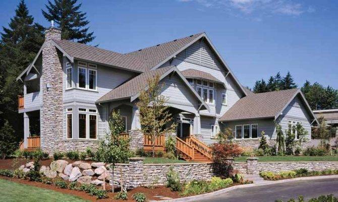 Old Craftsman Style Homes Home Exterior Design Ideas