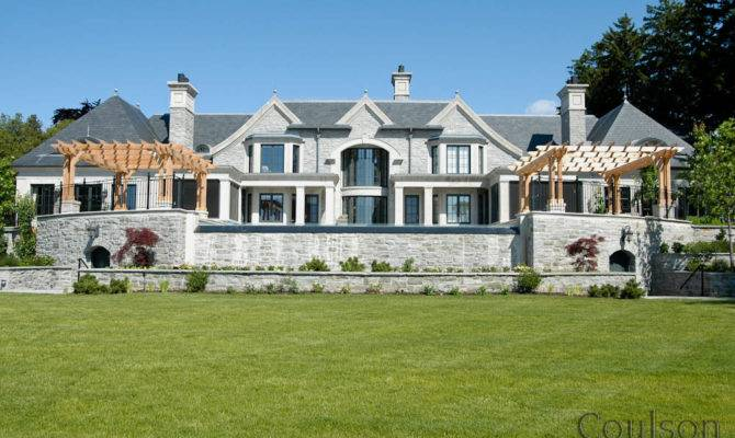 Old English Style House Coulsonfinehomes Country