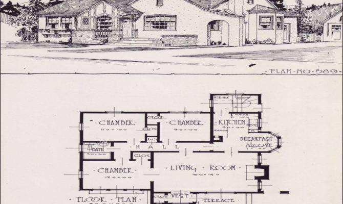 Old English Tudor Houses Cottage House Plans