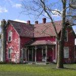 Old Farmhouses Farmhouse Pinterest
