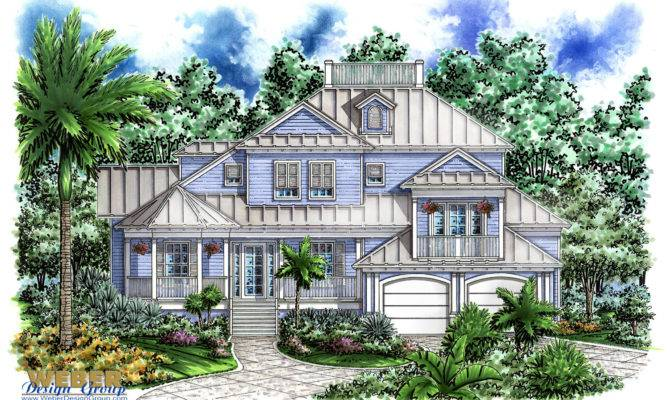 Old Florida Style House Plans