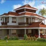 Old Kerala Traditional Style House Design Home Have Four