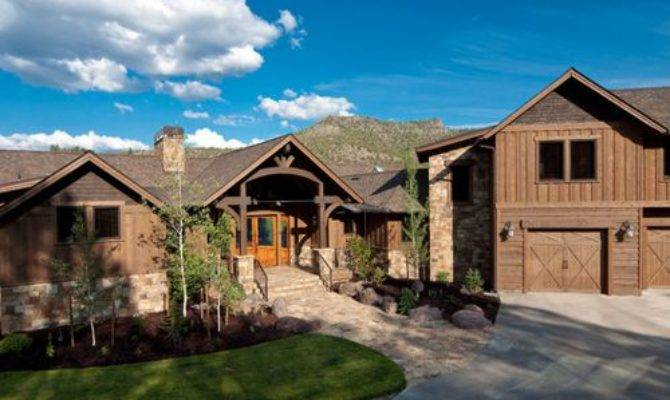 Old Keystone Ranch Refined Yet Rustic Western Home