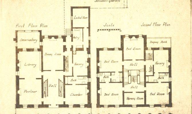 Old Mansion Floor Plans Pic Fly
