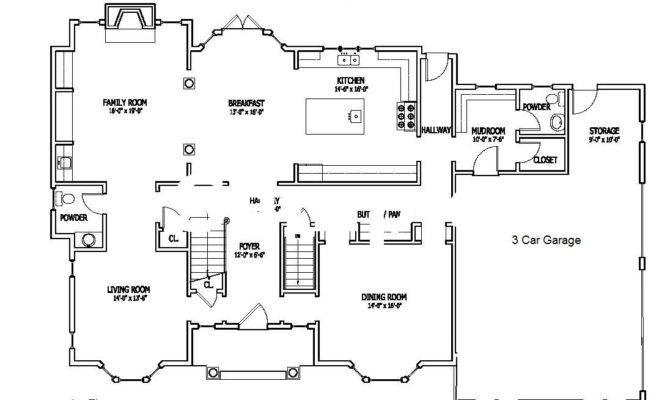 Old Mansion Floorplans House Plans