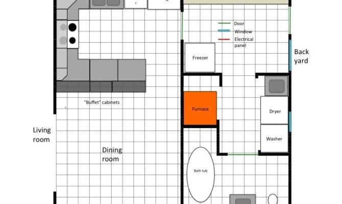 Old New House Main Floor Plans Building