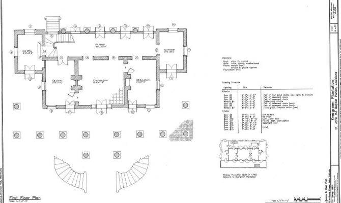 Old Plantation House Floor Plans Home Design Style