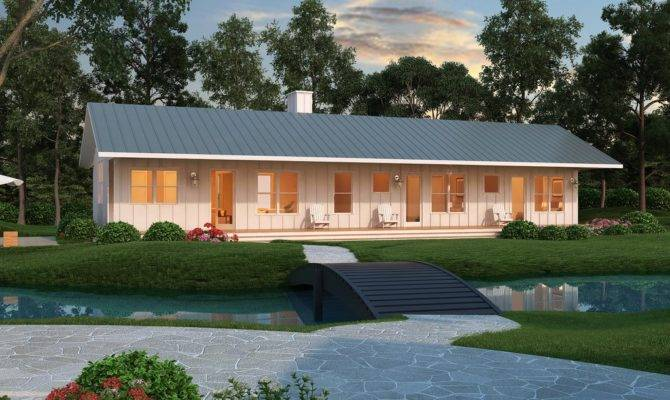 Old Ranch House Plans New Houseplans