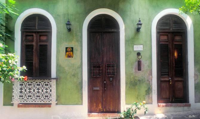 Old San Juan Puerto Rico Photospr
