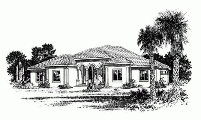 Old Spanish Style House Plans Pinterest