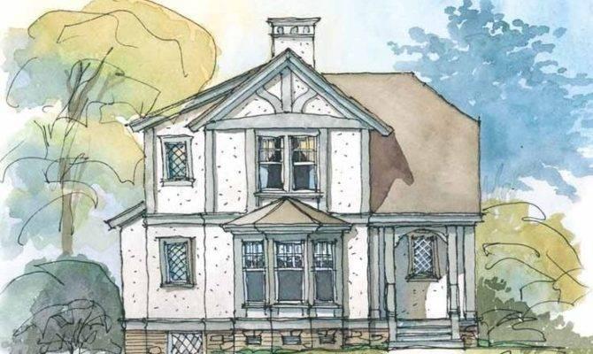 Old Tudor House Plans