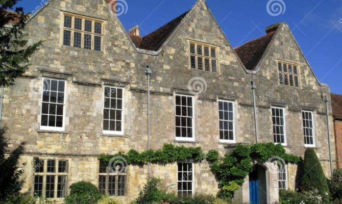 Old Tudor Mansion