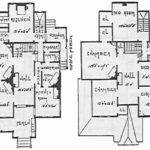 Old Victorian Houses Floor Plans