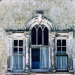 Old Windows Walls Disrepair Victorian House